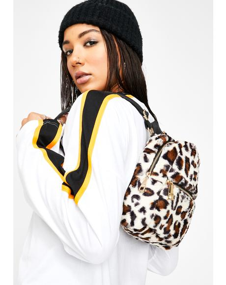 Catty Ur Wild Side Mini Backpack