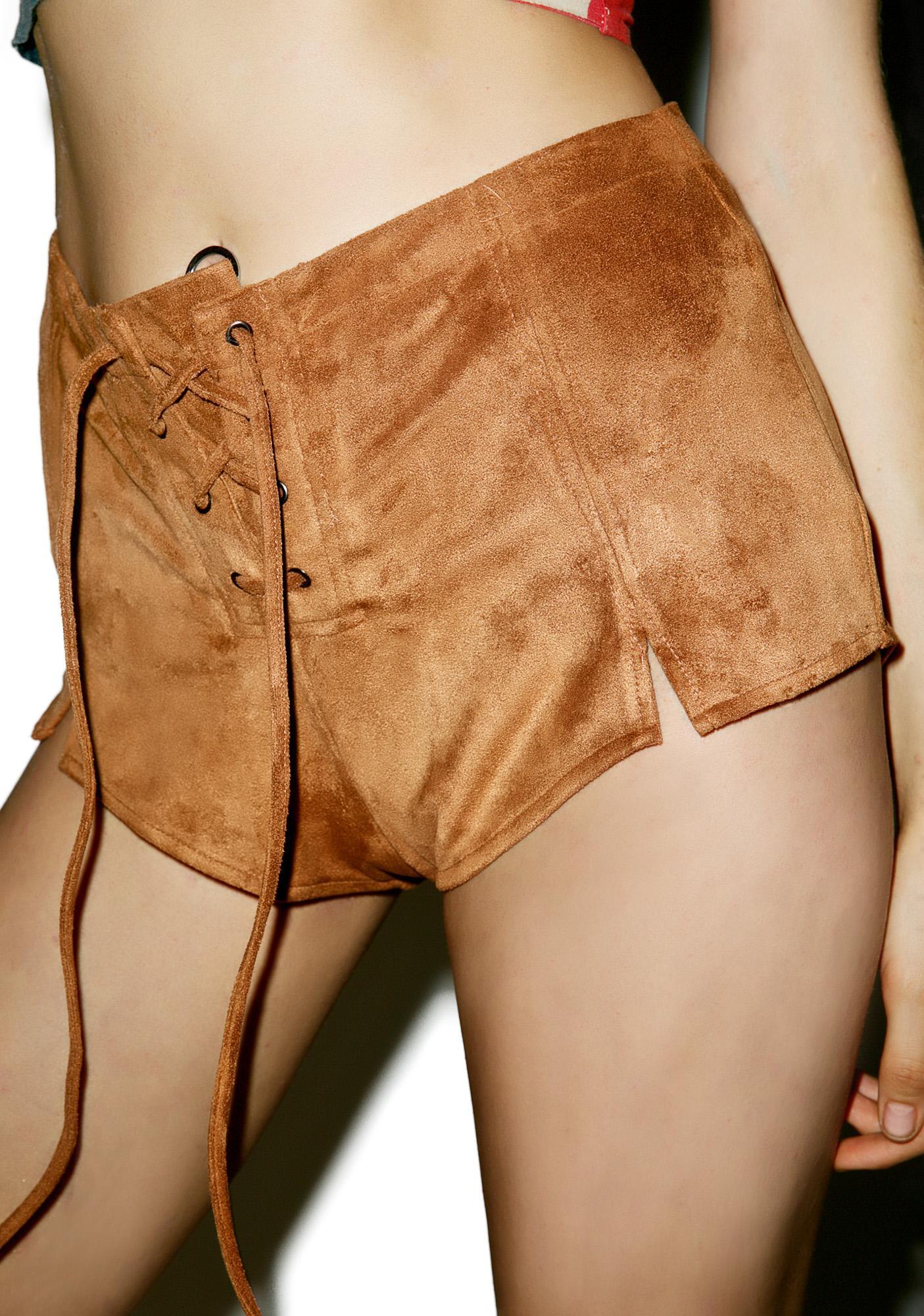 Buck Wild Hot Shorts