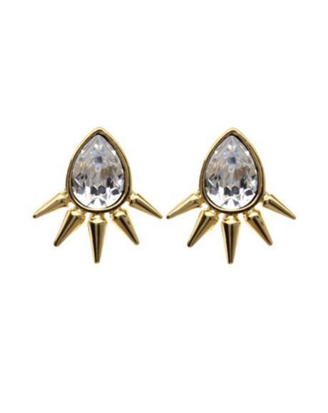 Royal Punk Earrings