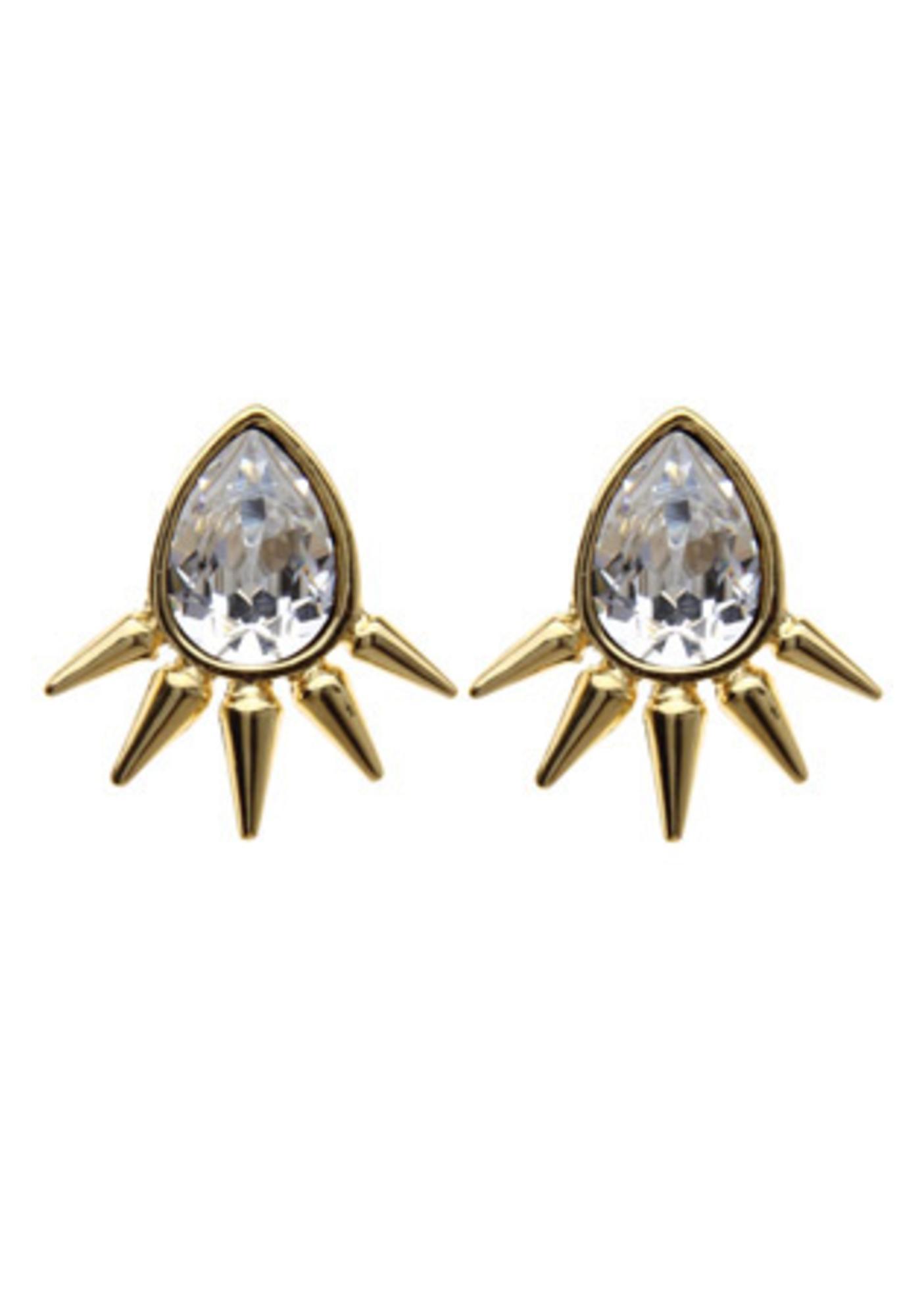 fa2f675b3 Anita K Royal Punk Earrings | Dolls Kill
