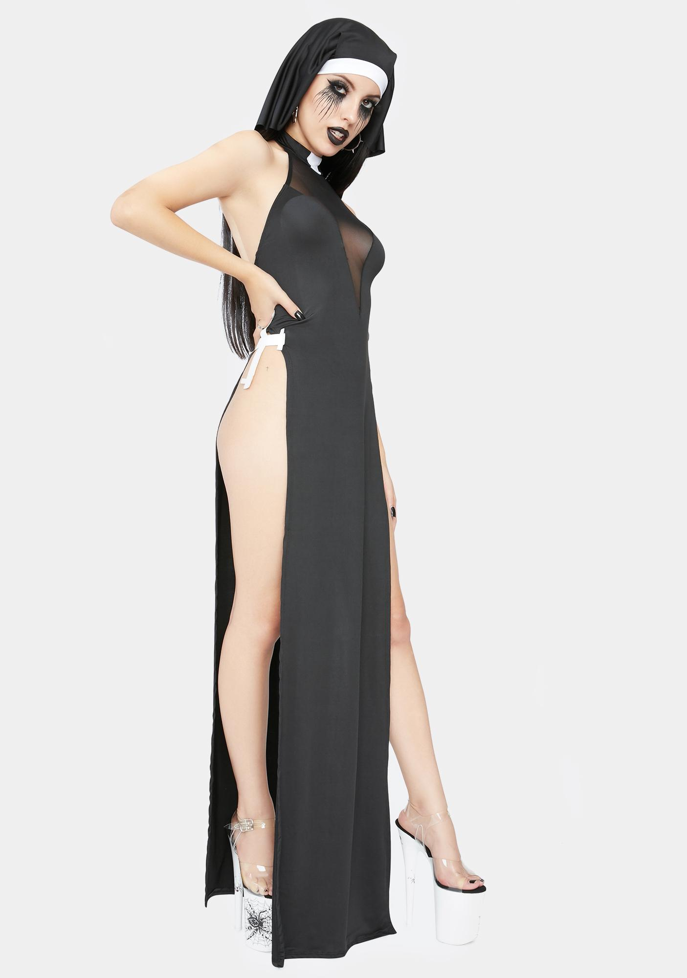 Roma Divine Mistress Nun Costume