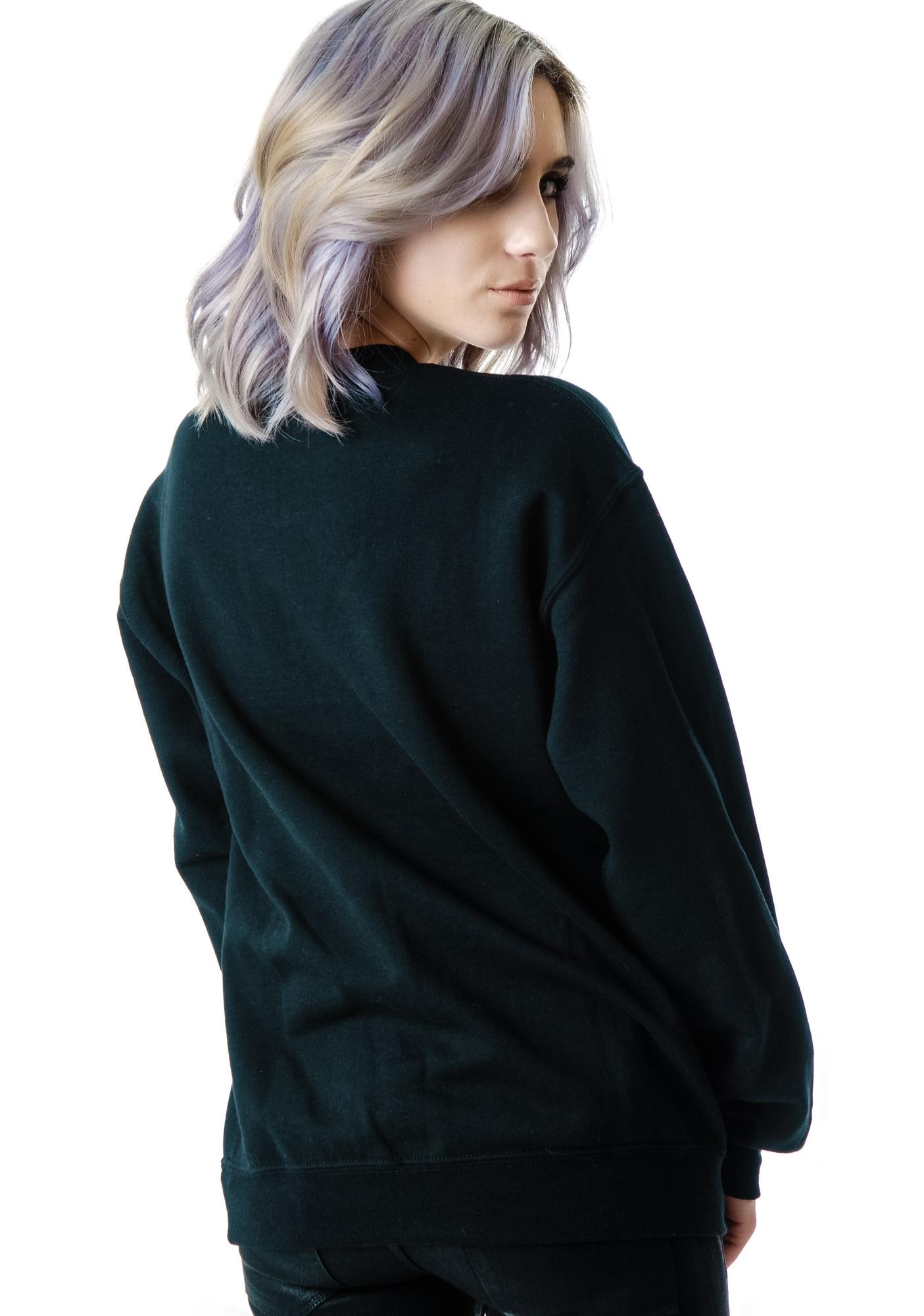 Brian Lichtenberg Canine Pullover Sweatshirt