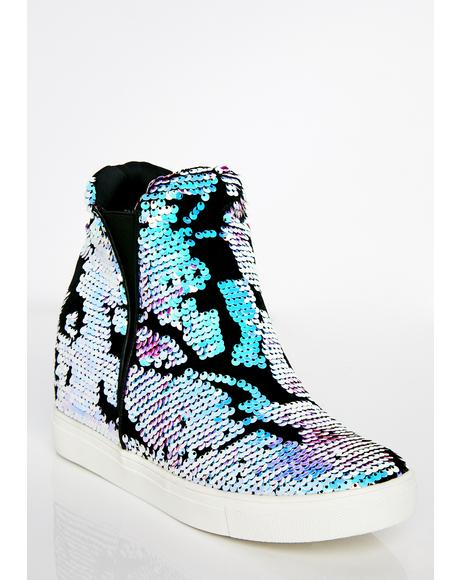 Flossy Fairy Sparkle Sneakers