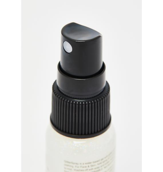 Mehron Frosted Glitter Spray