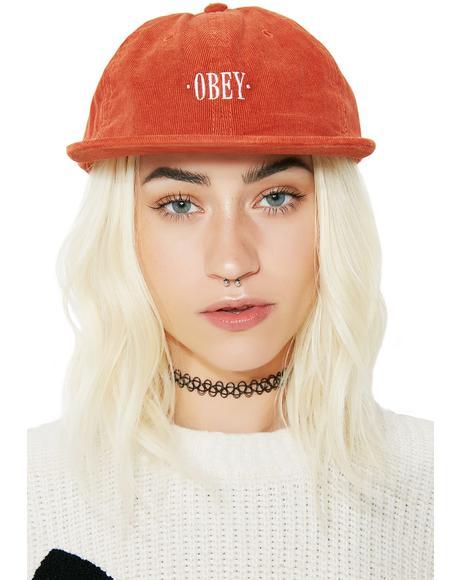 Hazel 6 Panel Hat