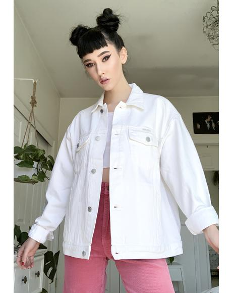 Slouch Denim Jacket