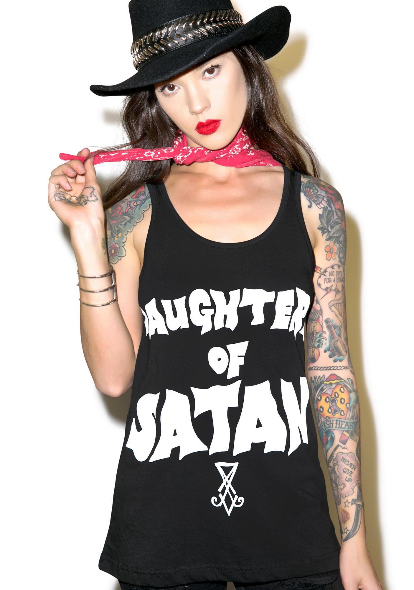 Disturbia Daughters Vest Dress