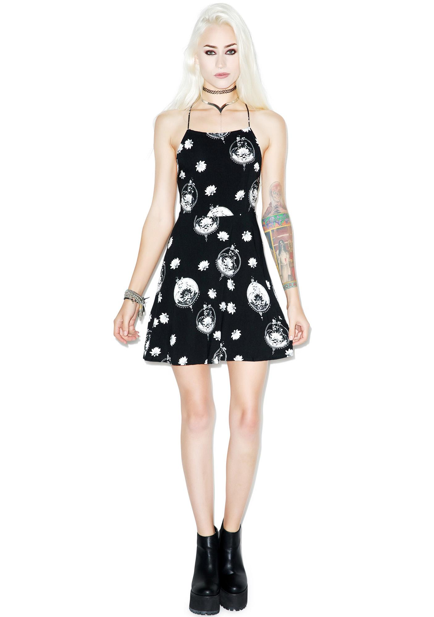 Motel Sian Shift Dress