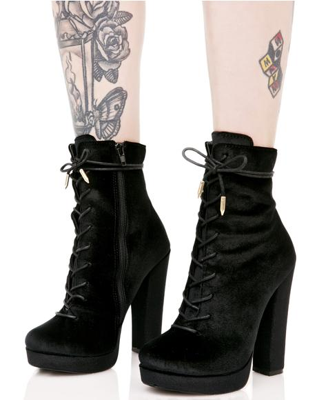 Alea Lace-Up Boots