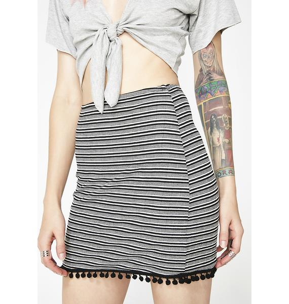 Think About Me Mini Skirt