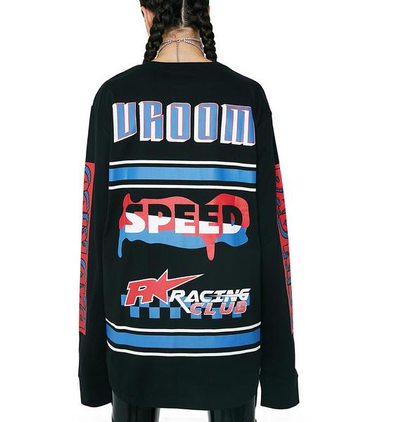 Reason Racing Club Long Sleeve