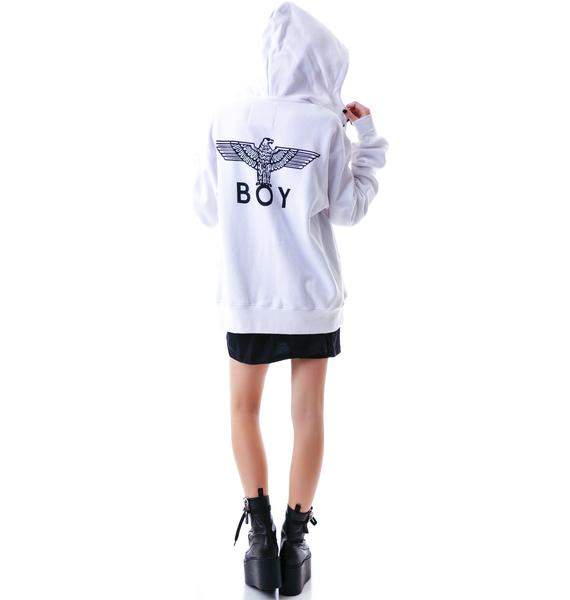 BOY London BOY London Zip Hoodie