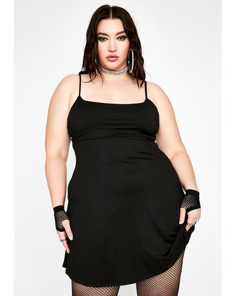 Ultimate Baddie Cami Dress