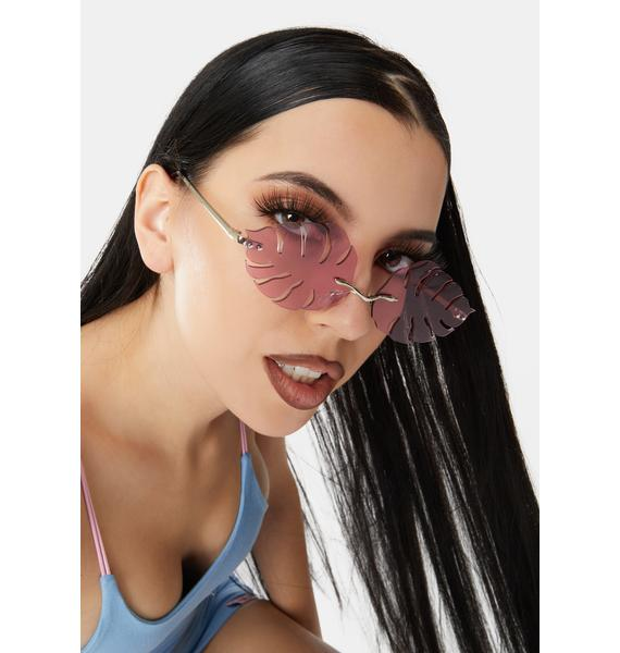 Floating By Oval Sunglasses