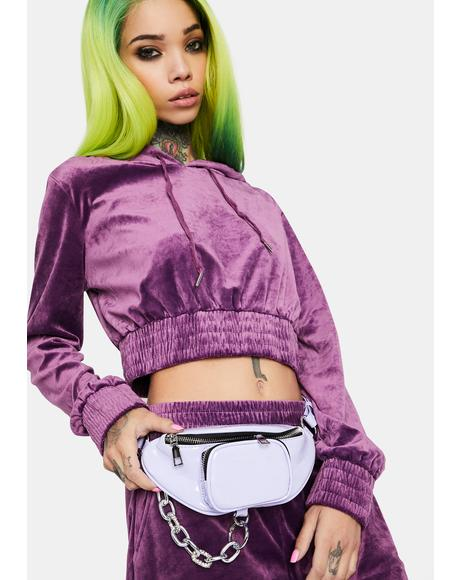On The Go Patent Fanny Pack