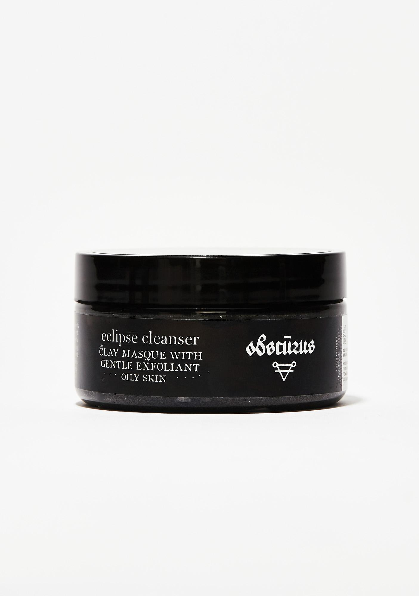 Obscurus Eclipse Cleanser & Clay Masque- Oily Skin