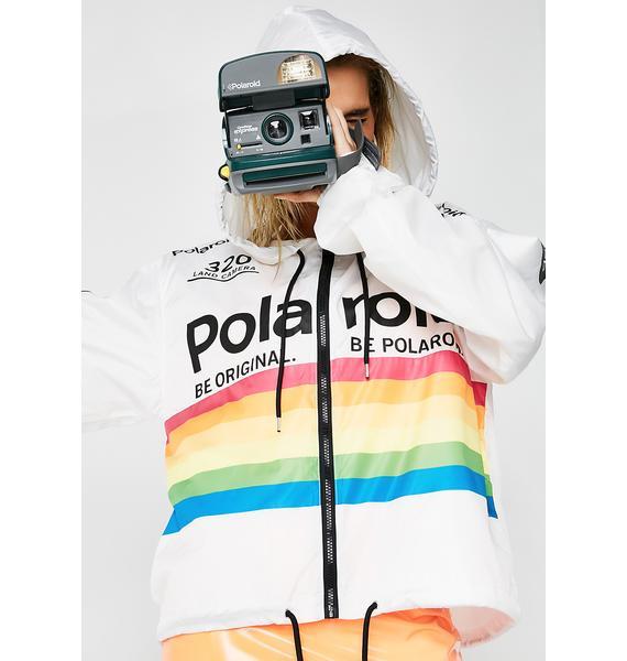 Shake That Polaroid Windbreaker