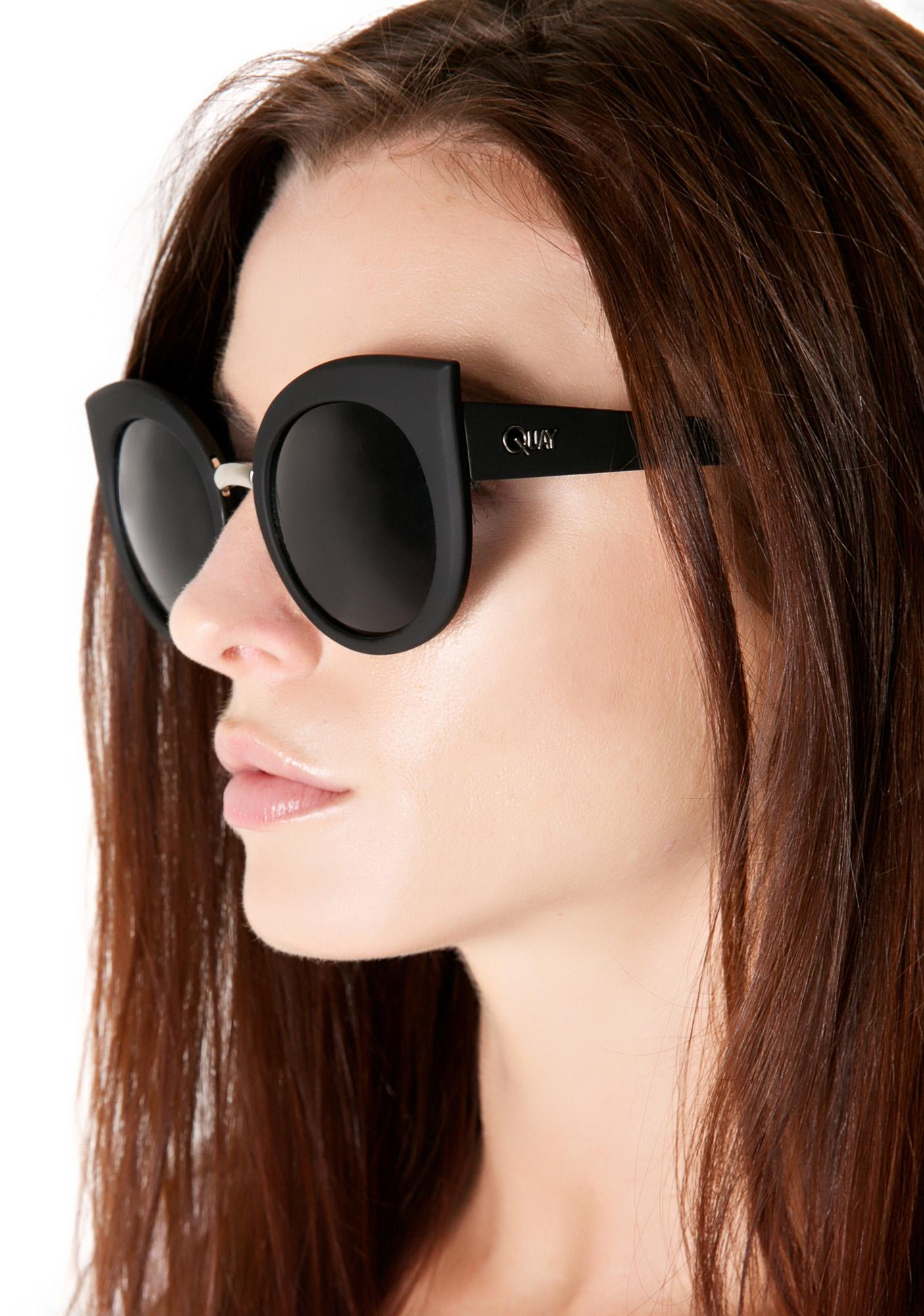 Quay Eyeware Dream Of Me Sunglasses