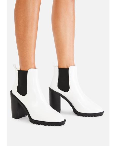 Reblog Me Chelsea Boots