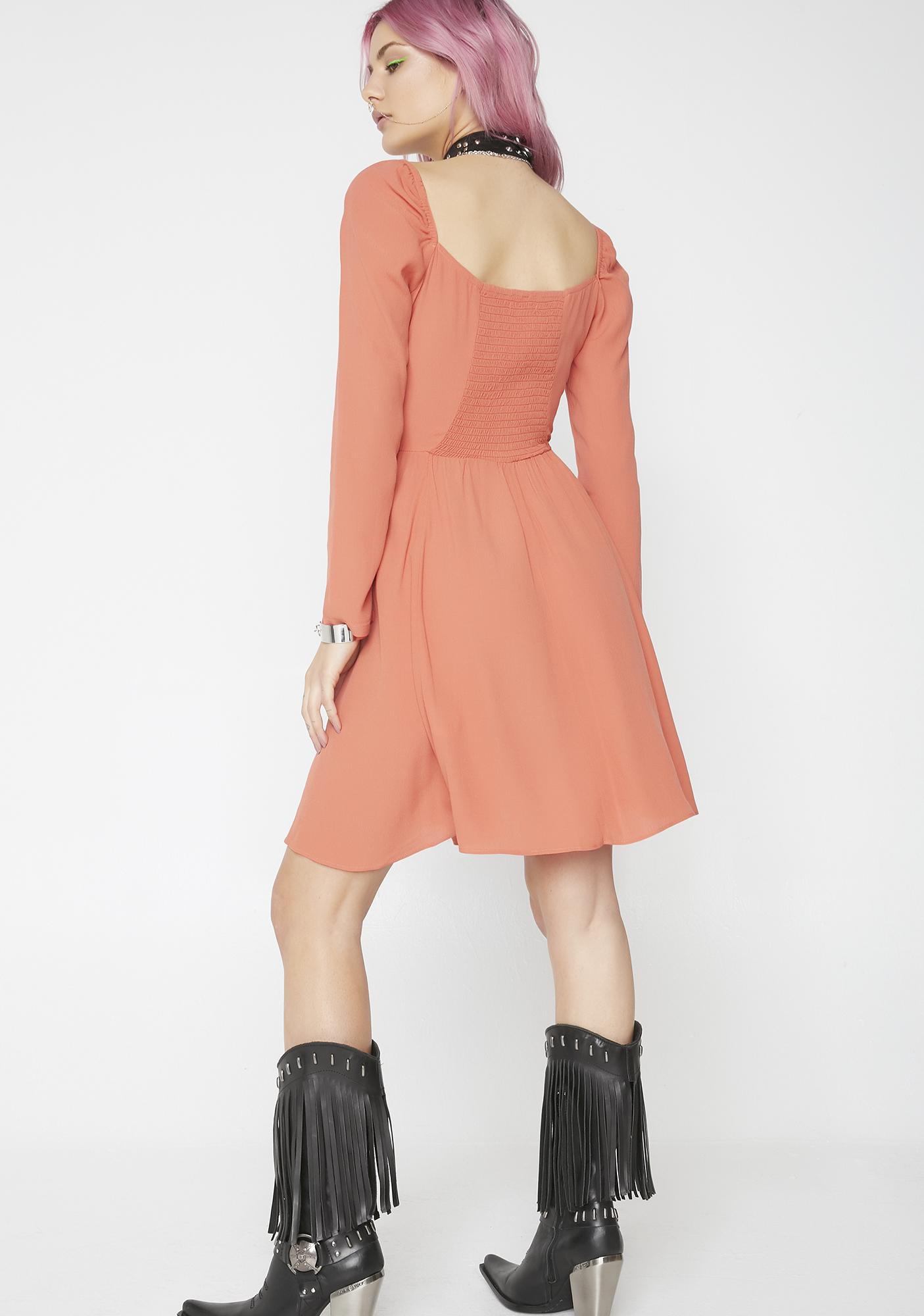Glamorous Dixie Darling Mini Dress