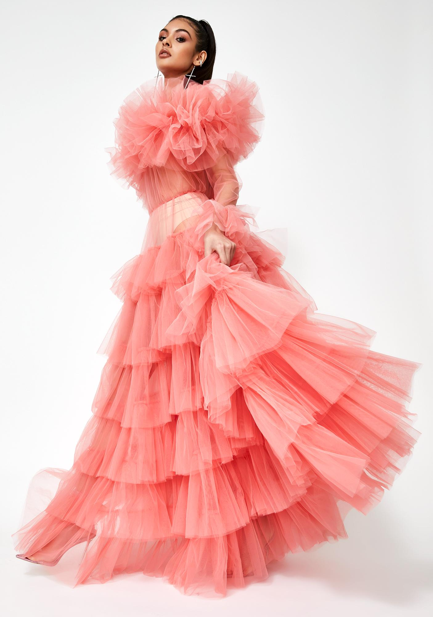 Kiki Riki It Grl Galore Tulle Dress