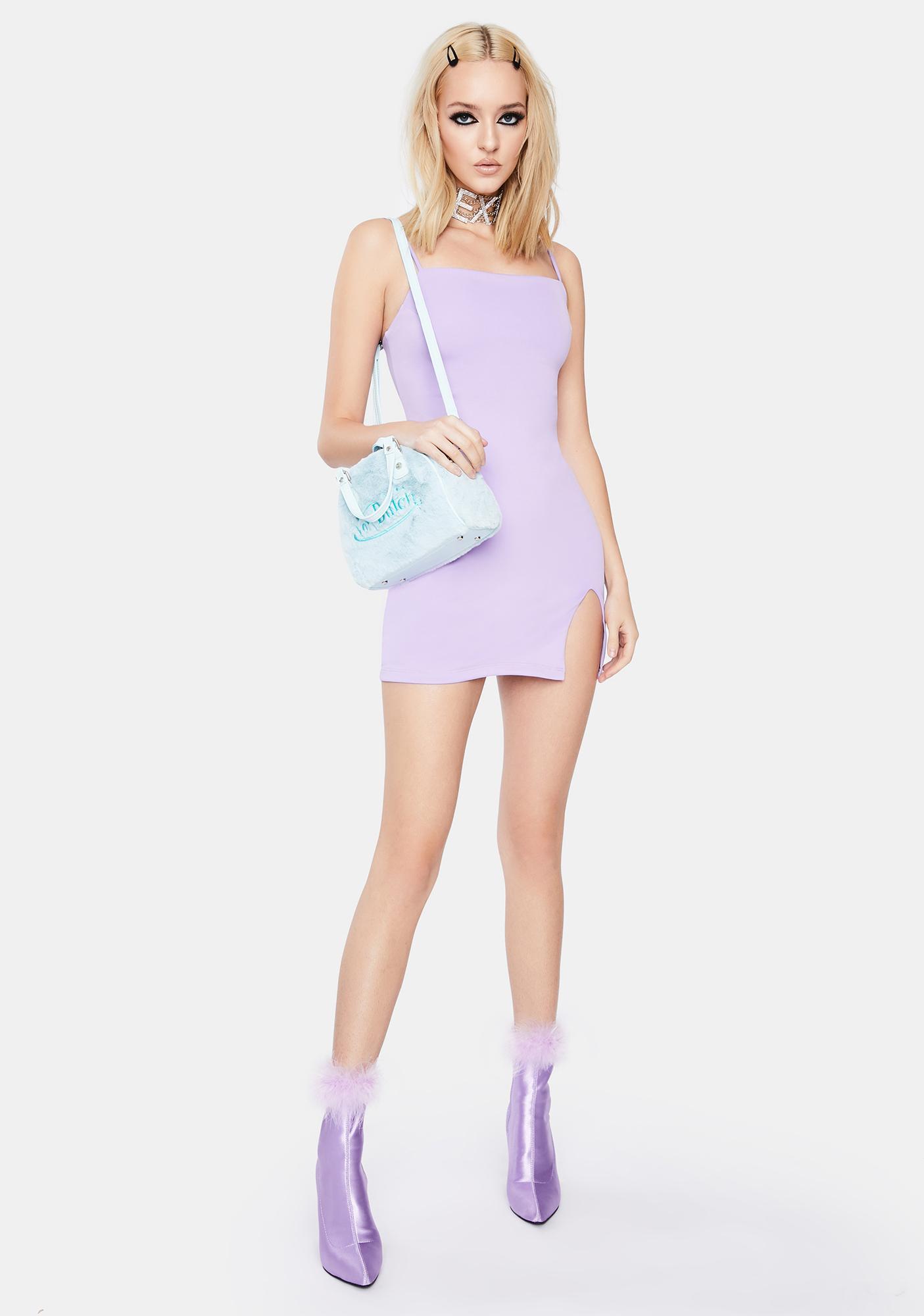Kiki Riki Fairy My Scene Square Neck Mini Dress