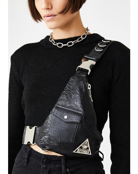 All-Seeing Crossbody Bag