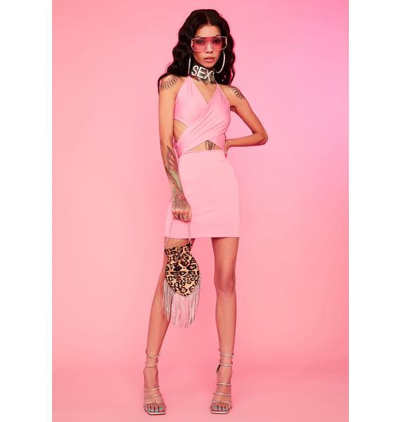 Gonna Love Me Halter Dress