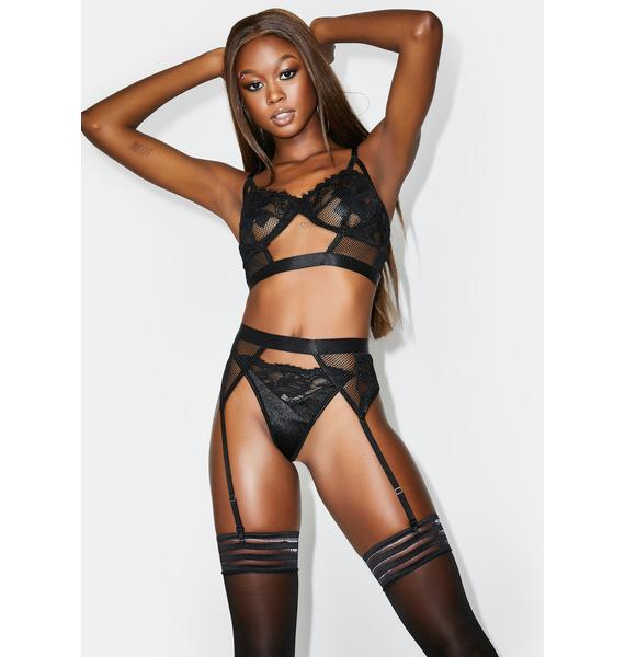 Poster Grl I'm Worth It Lace Set