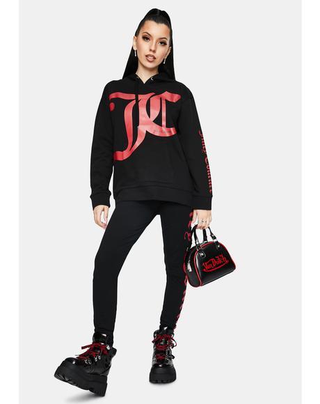 Pink Juicy Logo Sweatshirt