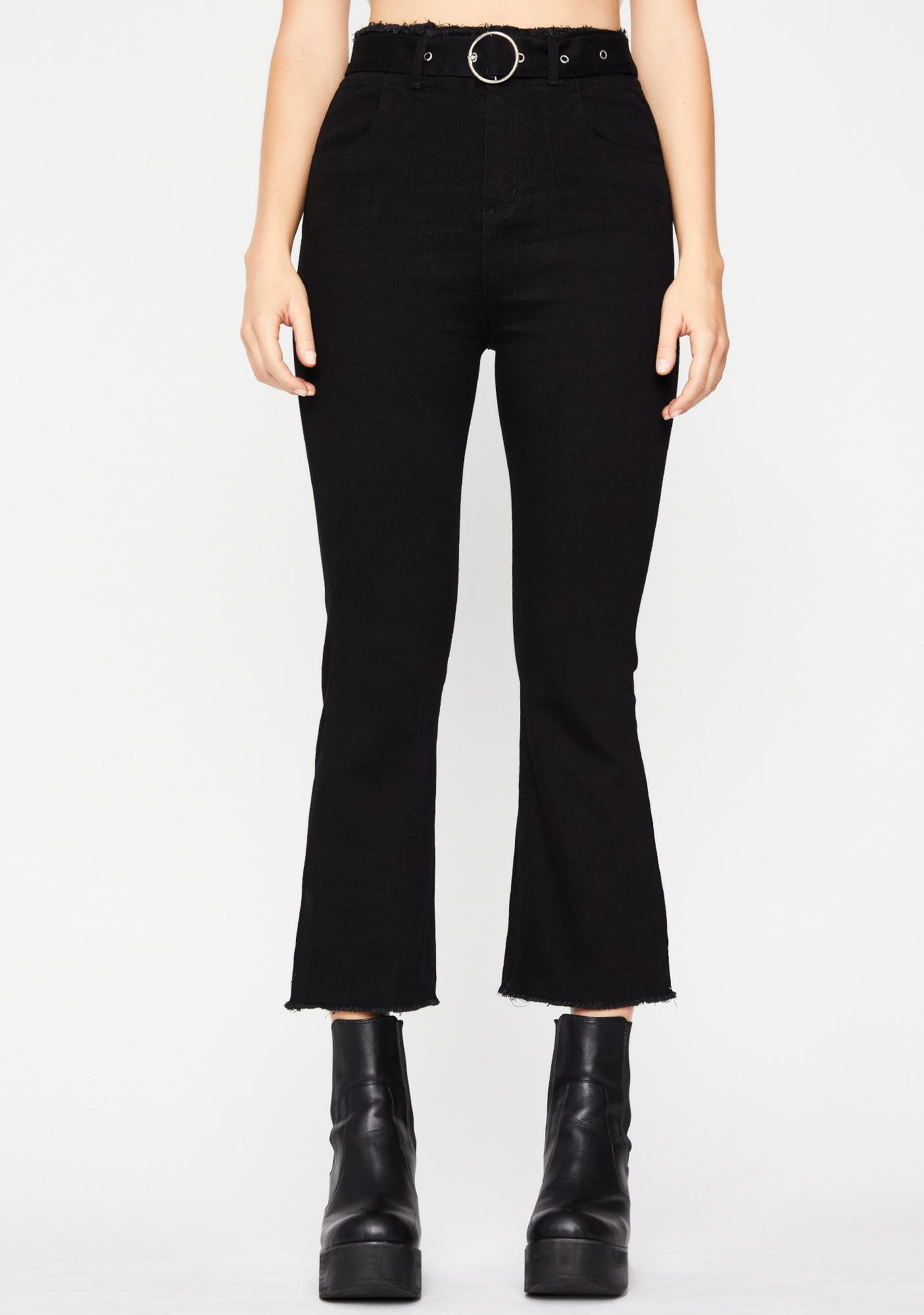 Dropout Club High Waisted Jeans