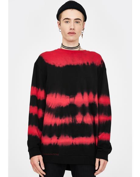Kurt Tie Dye Sweatshirt