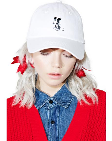 X Disney Mickey Mouse Hat