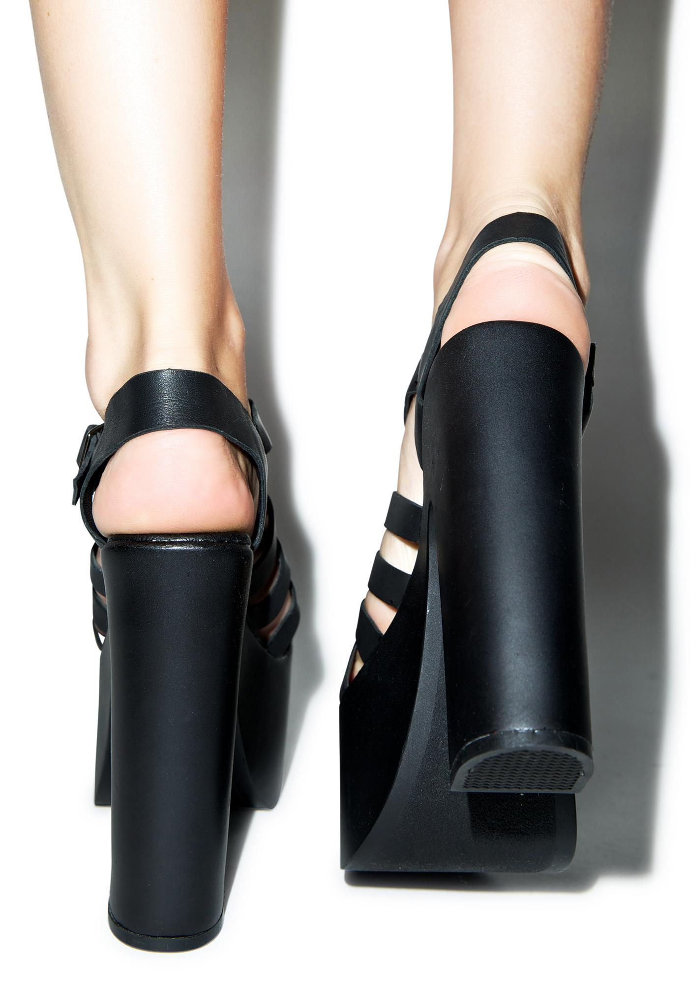 ROC Boots Australia Let's Do A Makeover Platforms