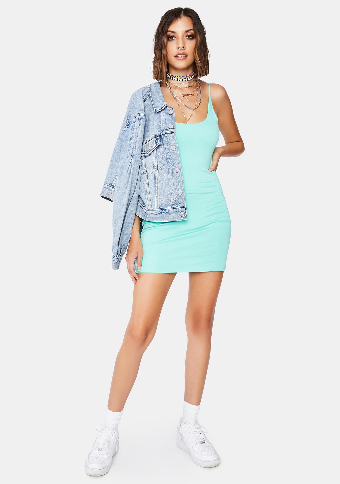 Fresh Just A Fling Cami Dress