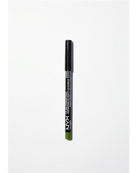 Acid Green Eye/Eyebrow Pencil