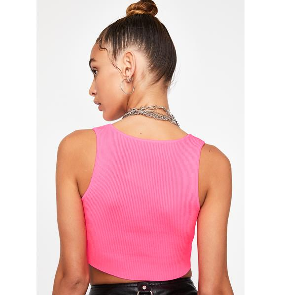 Stay Chill Crop Top