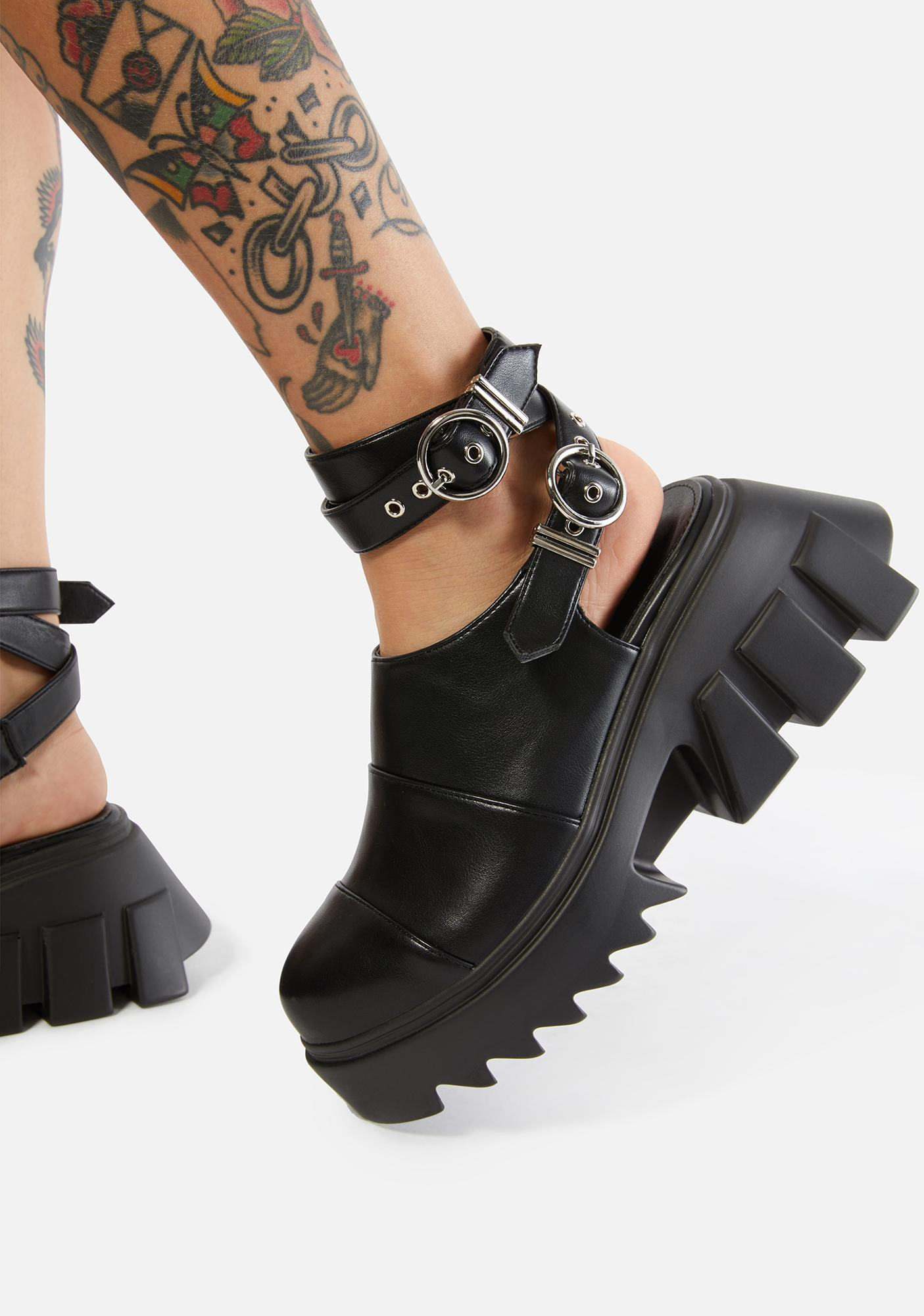 Lamoda New Depths Platform Sandals