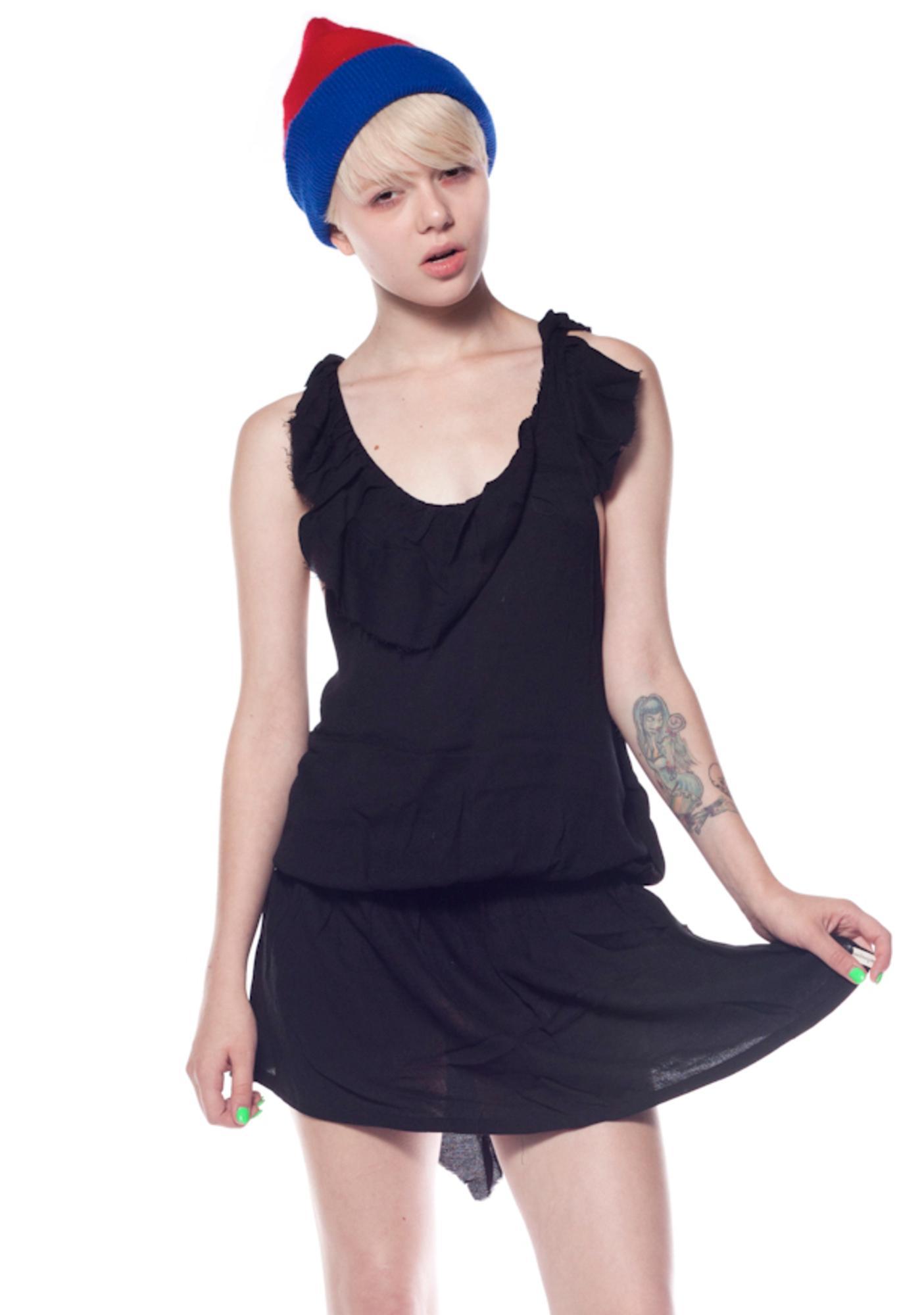 One Teaspoon Meadows Mini Dress