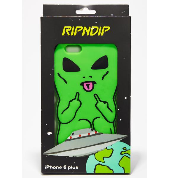 RIPNDIP Lord Alien Iphone Case