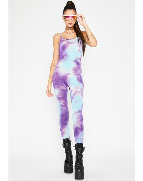 Fairy Floss Tie Dye Jumpsuit