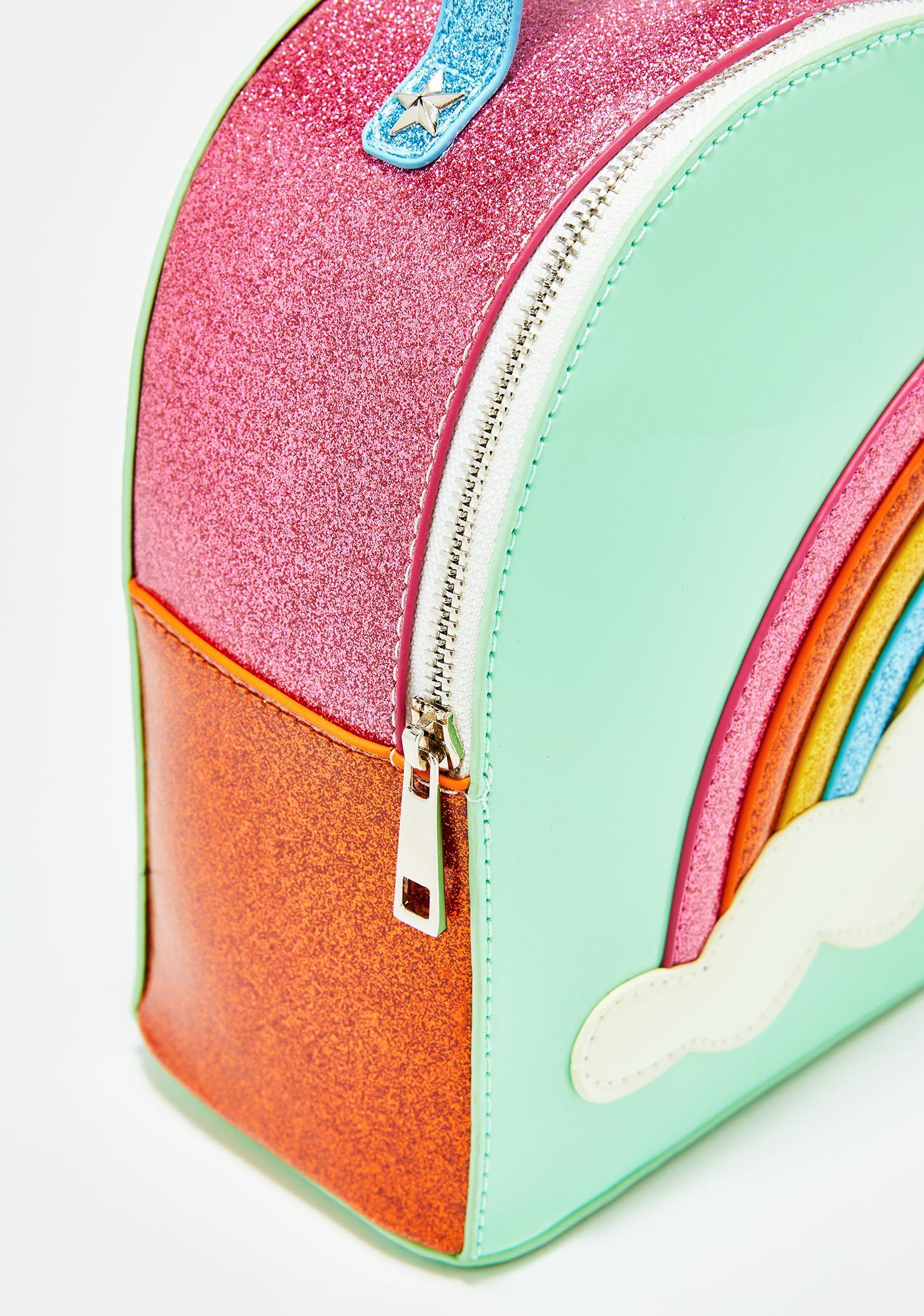 Sugar Thrillz Rainbow Clique BFF Backpack