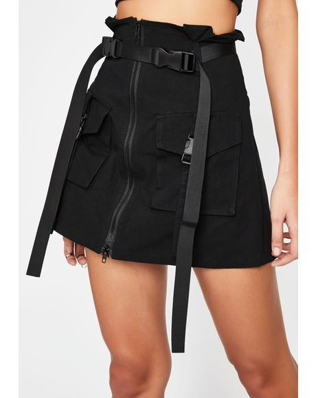 d1b2b1bc0f Fresh Cargo Mini Skirt ...