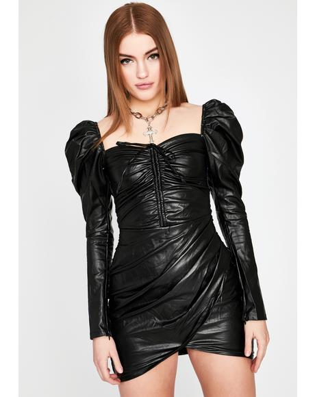 Wicked Sweet Jezebel Mini Dress