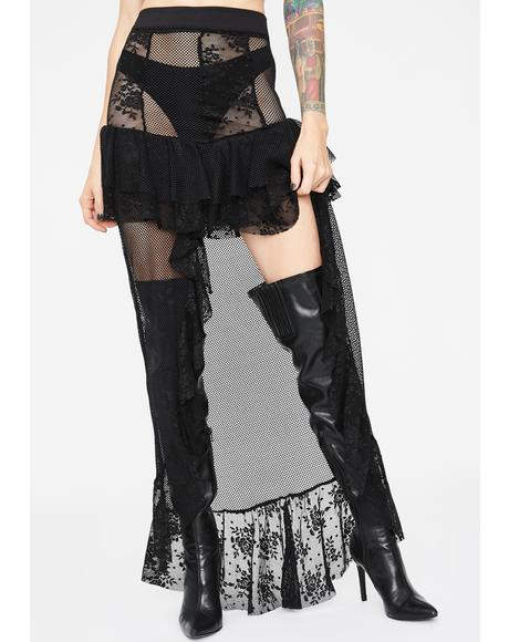 Fanciful Fling Maxi Skirt Set