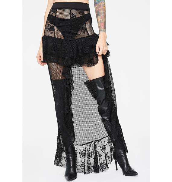 Kiki Riki Fanciful Fling Maxi Skirt Set