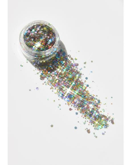 Ibiza Rainbow Eco Glitter