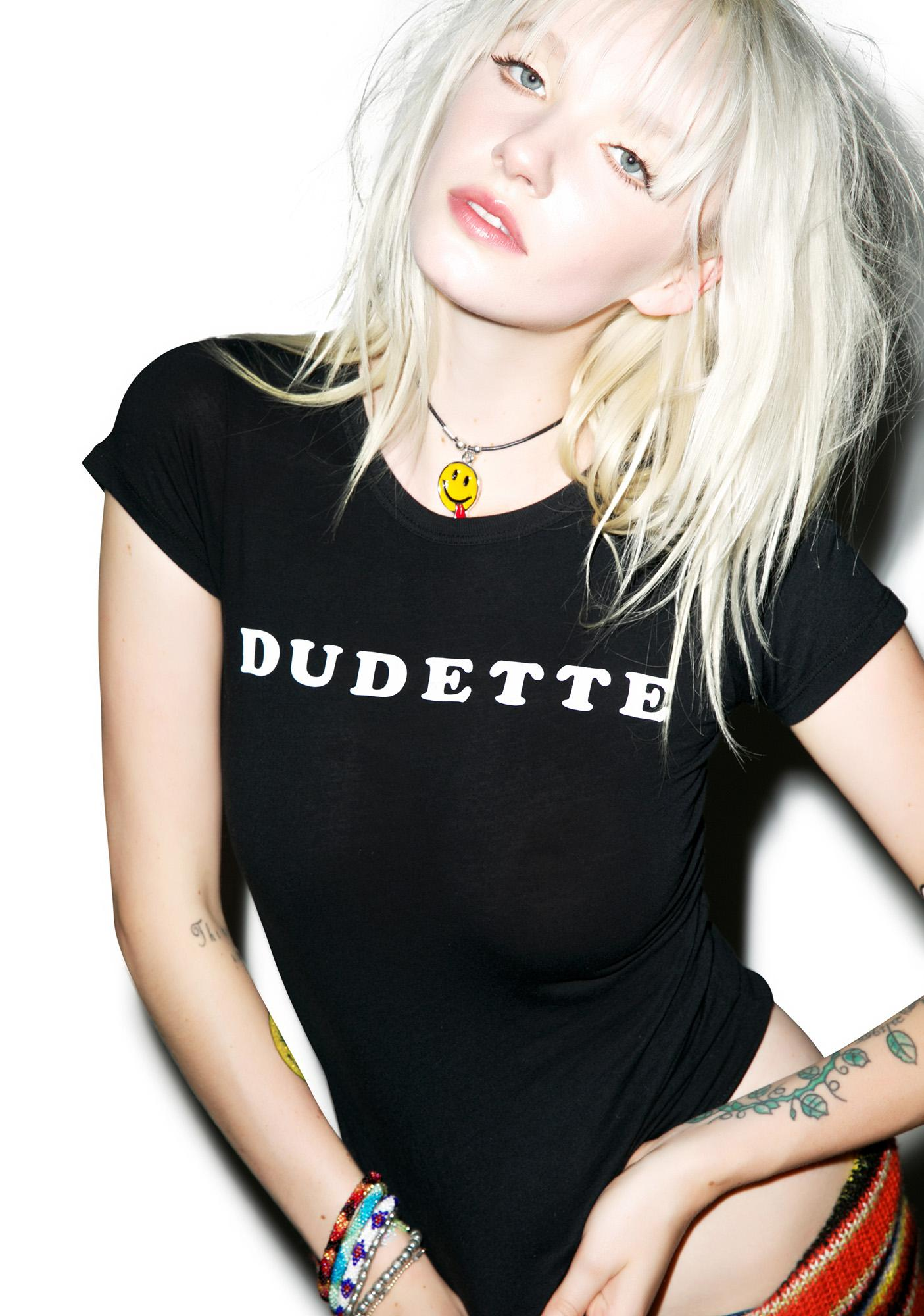 Valfré Dudette Baby Tee