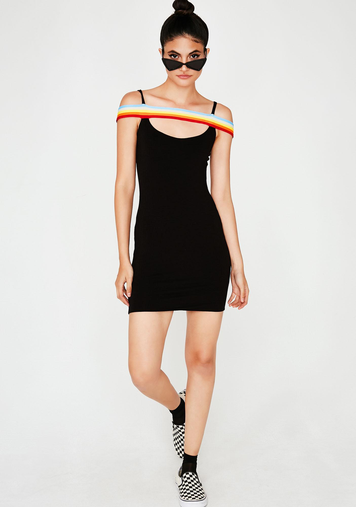 Sunset Sesh Mini Dress