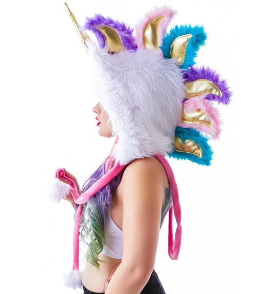 J Valentine My Little Unicorn Hood